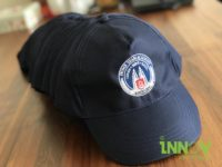 Logo Embroidery on Cap - Home Academy