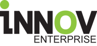 Innov Enterprise | Custom T-Shirts & Gifts Service Provider Sticky Logo
