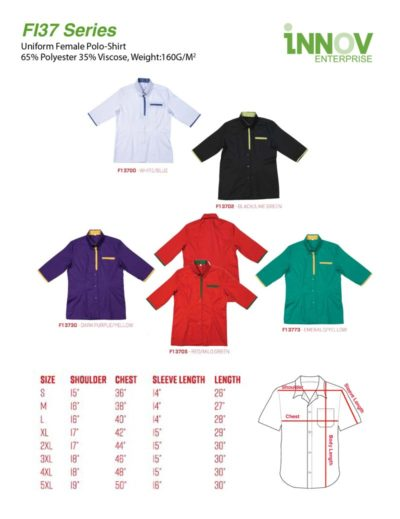 F1 Uniform Workwear shirtsF1 Uniform Workwear shirts