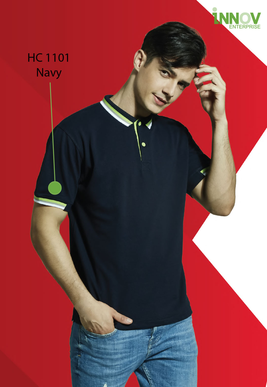 Polo T-Shirt Printing Singapore | Polo Tee Supplier
